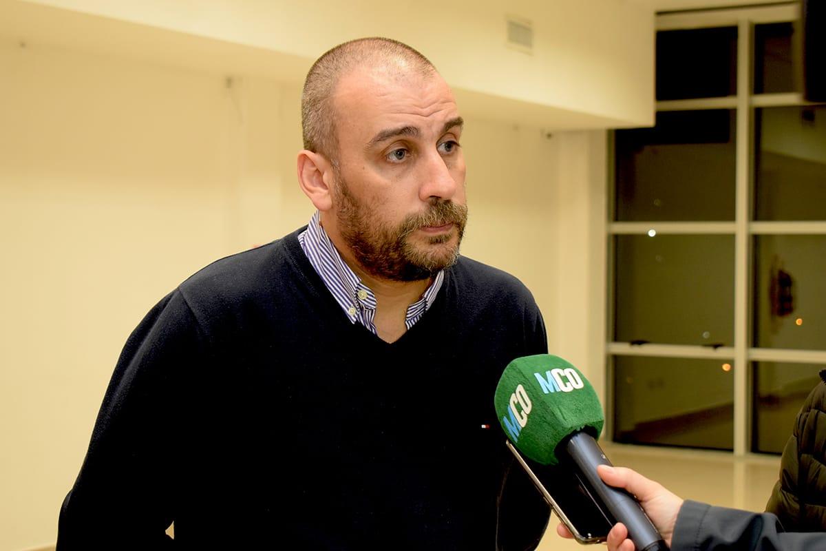 Facundo Prades afirmó que está dispuesto a compartir un espacio político con Máximo Kirchner
