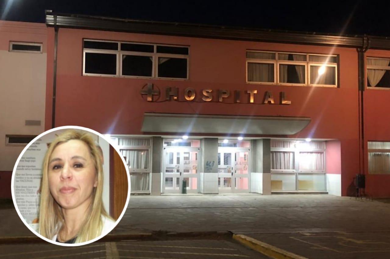 El Hospital Zonal de Caleta Olivia tiene cuatro médicos que dieron positivo de coronavirus