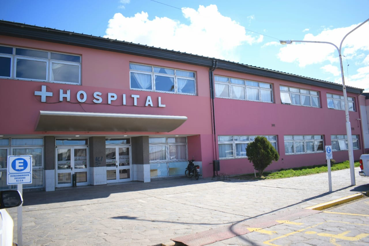 Covid 19: reportan las muerte de dos pacientes, en Caleta Olivia se trata de un hombre de 56 años