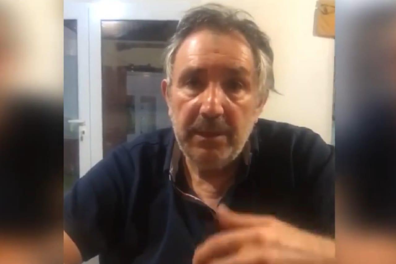 COVID19: Juan Acuña Kunz le pidió a la gobernadora que autorice el uso de ibuprofeno inhalado
