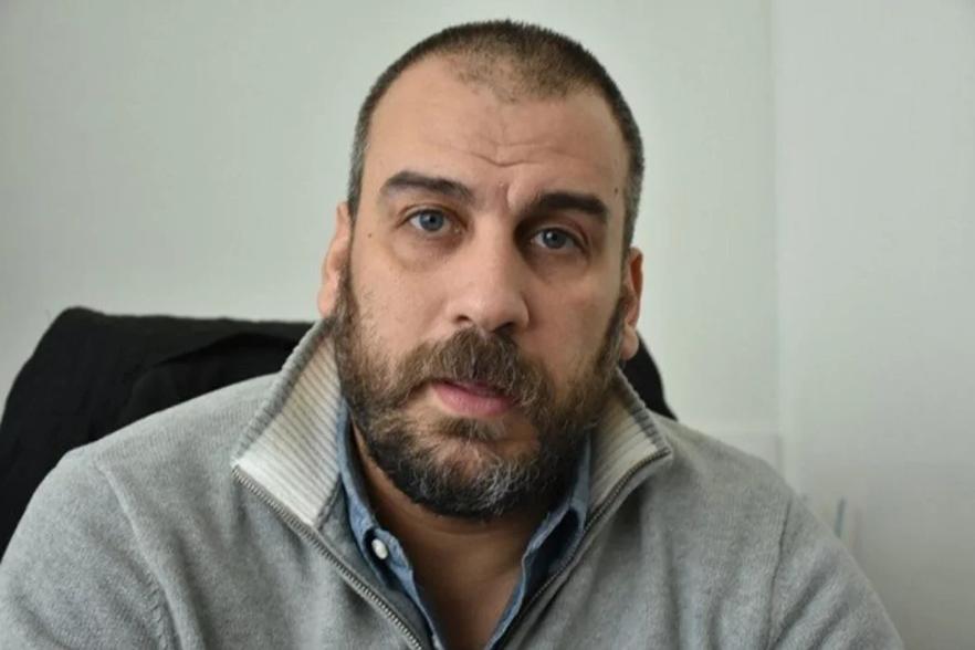 Prades volvió a Caleta: valoró a los trabajadores
