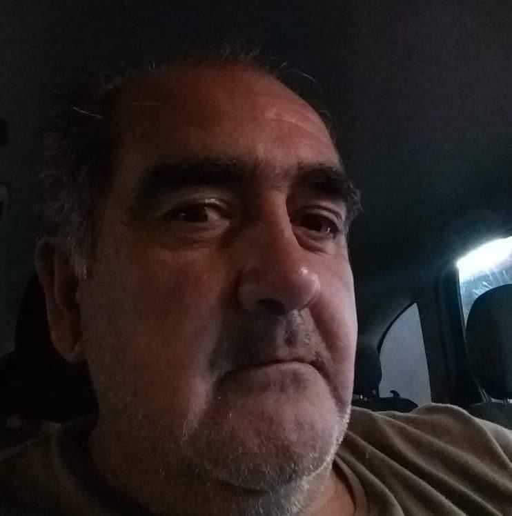 Tristeza: Esta mañana falleció por covid Marcelo Pérez, un reconocido y querido caletense