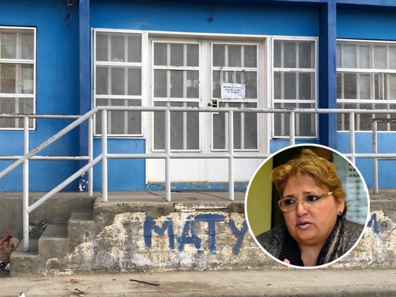 Maria Ester Labado presento su renuncia al cargo de directora zona norte del IDUV