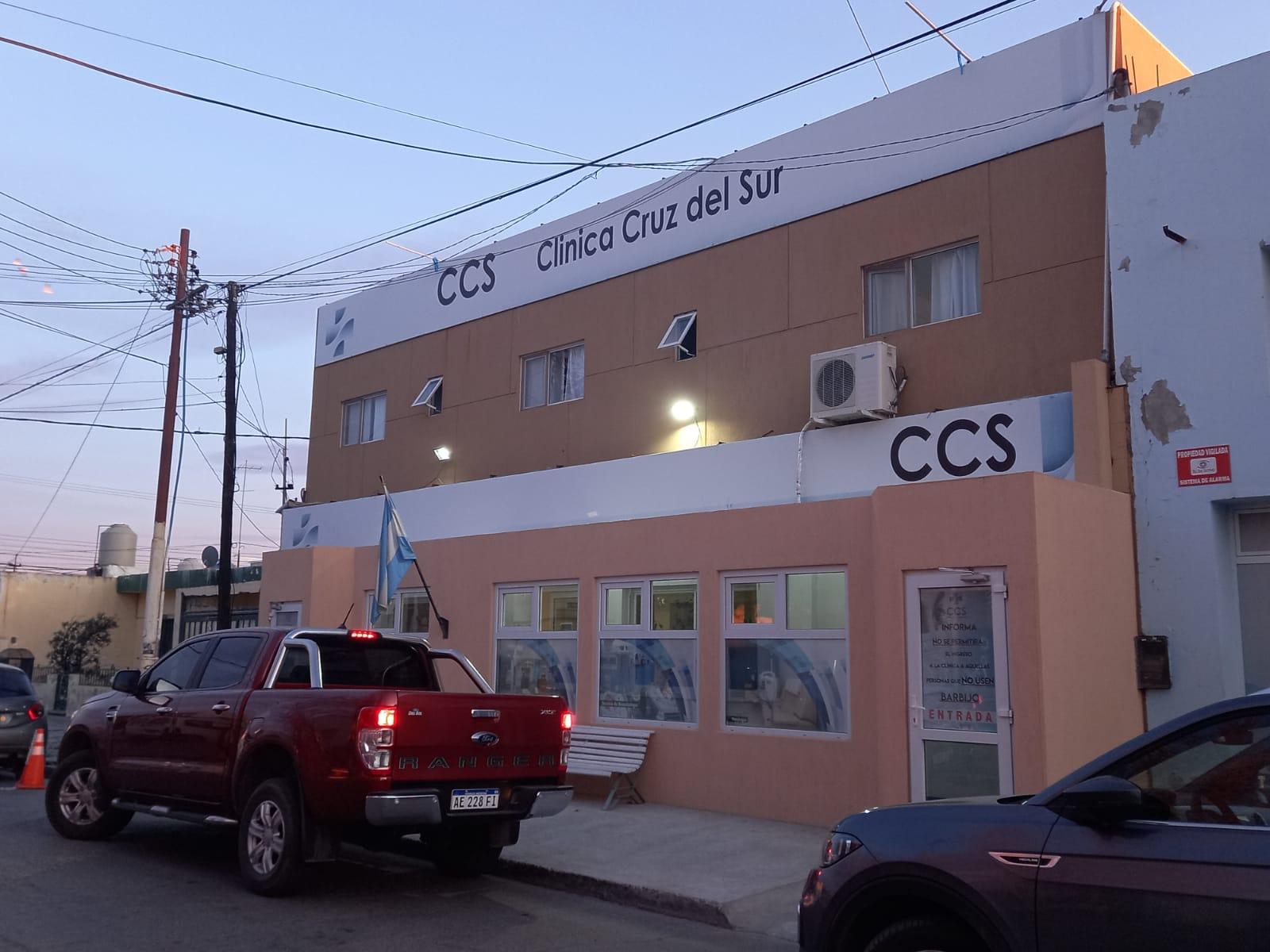 Abrieron la caja fuerte: robaron más de un millón de pesos en Clínica Cruz del Sur